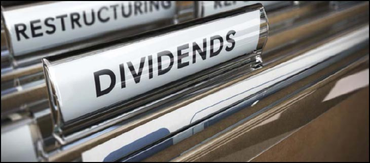 dividends taxed